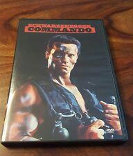 Schwarzenegger Commando (1999 dvd)(NTSC 1)