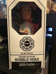 Bif Bang Pow! LOST John Locke Bobblehead Figure