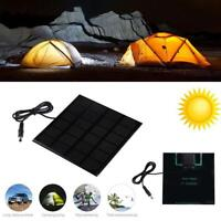 0.5-18V 0.05-6W Portable Solar Panel Power Module Battery Cell Phone Charger DIY