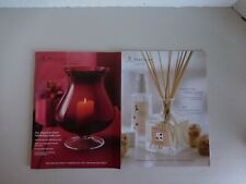 PartyLite Candle Rare - 2007 Everyday and Summer Catalog lot