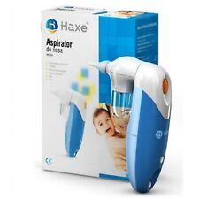 elektrischer Nasensauger Nasensekretsauger Baby Aspirator Nasen Reiniger 3719