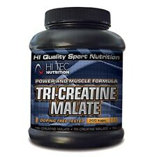 Hi-Tec Nutrition Creatine TCM 200 Capsules - Gain Muscle Strength & Energy
