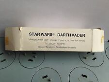Vintage Star Wars Figure* DARTH VADER * CLIPPER MAIL AWAY BOXED * Kenner
