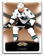 (HCW) 2015-16 Fleer Showcase #35 Joe Pavelski Sharks NHL Mint