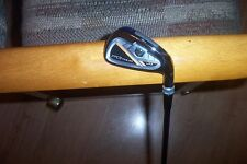 BRAND NEW Wilson FG Tour V4 forged project x steel stiff 7 iron demo 2up