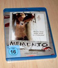 Blu-Ray Disc Film - Memento - Christopher Nolan - Guy Pearce