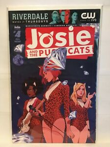 Josie and the Pussycats #4 VF+ 1st Print Archie Comics