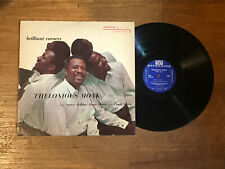 Thelonious Monk LP - Brilliant Corners - Riverside RLP 12-226