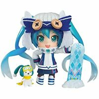 Nendoroid 570 VOCALOID Snow Miku Snow Owl Ver. Figure NEW from Japan