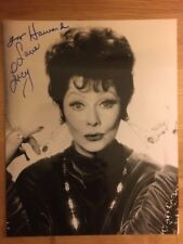 Lucille 'Lucy' Ball - Hand signed autograph on a Photograph