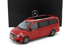 Mercedes-Benz v-Classe Année Modèle 2017 Hyazinth rouge 1:18 Norev