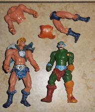 MOTU 200x He-Man Man At Arms Figure Lot