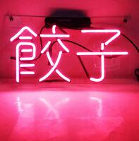 """17/""""x14/""""Hot Sauce Neon Sign Light Restaurant Wall Hanging Handcraft Artwork Decor"""
