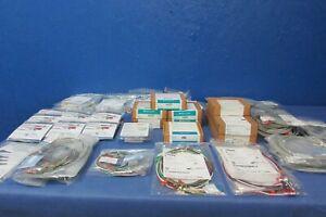 Philips,GE,Nellcor, Nihon Kohden, Curbell exc..monitor accessories LOT