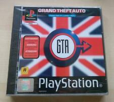 Grand Theft Auto: Mission Pack - London 1969 (Sony PlayStation 1, 1999)