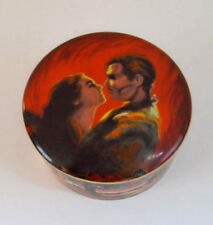 Vintage Gone with the Wind Music Box The Burning of Atlanta by William Chambers