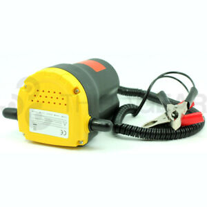 12V Oil Extractor Pump Suction Scavenge Pump