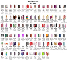 NEW Jamberry Lacquer & Gel Strips ~Full Sheets~ FREE SHIPPING!!