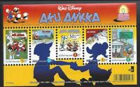 Finland #1150 MNH S/S CV$12.50 Disney Donald [FaBl26]