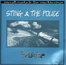 Sting & The Police T - Sting & the Police Tribute [New CD] Argentina - Impo