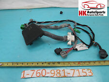 VOLVO S60 FRONT RIGHT PASSENGER SIDE DOOR WIRE WIRING HARNESS TURBO OEM 2004