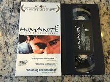 HUMANITE aka L'HUMANITE RARE VHS IMPOSSIBLE TO FIND ON DVD FRENCH w/ENGLISH SUBS