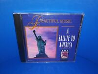 Beautiful Music A Salute To America 101 Strings CD - BRAND NEW! A502