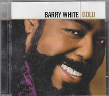 BARRY WHITE - gold 2 CD