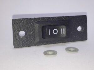 Jenn Air Stove 3 Wire Fan Switch Kit + Pushnuts 71001563 Custom Kit (2 Pack)
