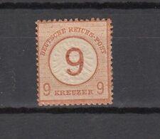 Deutsches Reich, Mi.30, *MH, 1872