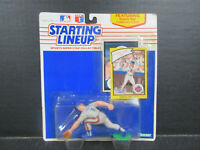 1990 Edition Starting Lineup Figure Gregg Jefferies 1989 Rookie Year Collectible