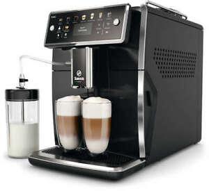 PHILIPS Saeco Xelsis Machine espresso SM7580/00R1 Super Automatique 12 variétés
