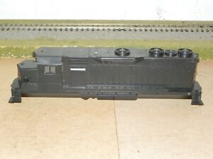 Athearn HO Parts Undecorated GP35 Diesel Locomotive Shell