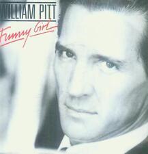 """7"""" William Pitt/Funny Girl (D)"""