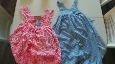 New Monsoon Top Blouse and Dress Size 10 -11 years
