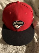 New Hampshire Fisher Cats 7 1/8 New Era Used 2 Blue Jays AA Vlad Jr.