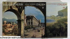 Prestel Peterich Italien Ein Führer 3 Bd komplett