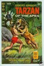 Tarzan # 184 (Gold Key USA, 1969)