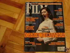 Agnieszka Grochowska front cover Polish mag FILM 2006