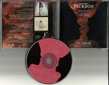 MICHAEL JACKSON JANET Scream & Childhood RARE EDIT  PROMO DJ CD Single ESK78000