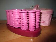 Conair HS10W Instant Hitze Compact Lockenwickler Haar Lockenwickler Pageant Pink
