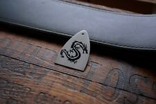 Hand Made Truss Rod Cover that fits Paul Reed Smith Guitar - PRS - Full Dragon