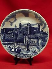 VINTAGE JOHNSON BROS.900TH ANNIVERSARY OF THE TOWER OF LONDON PLATE