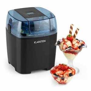 Gelatiera Macchina Gelato Professionale Yogurt Soft 4in1 Contenitore Termico