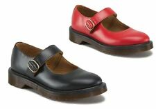Dr. Martens 100% Leather Mary Janes Casual Flats for Women