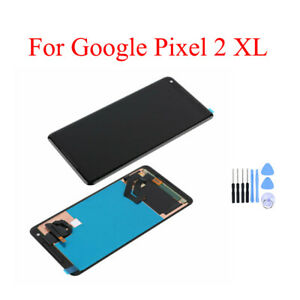 OEM OLED For Google Pixel 2 XL LCD Display Touch Screen Digitizer Assembly