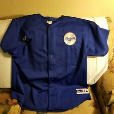 LOS ANGELES DODGERS JERSEY - XL - THROWBACK - MAJESTIC - #47