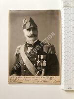 CDV 1905 - Felice SANTINI Senatore Governo Crispi e Giolitti. Ufficiale medico.