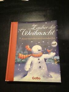 gobo Kinderbuch / Weihnachtsgeschichten Zauber Der Weihnacht