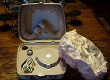 Vintage Westinghouse Soft Bonnet Hair and Nail Dryer Pink Working